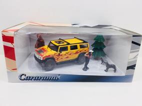 Miniatura Hummer Adventure Series Cararama 1/43