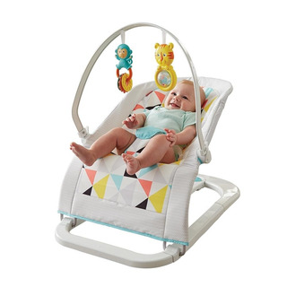 Silla Mecedora Portatil Crece Conmigo Fisher Price