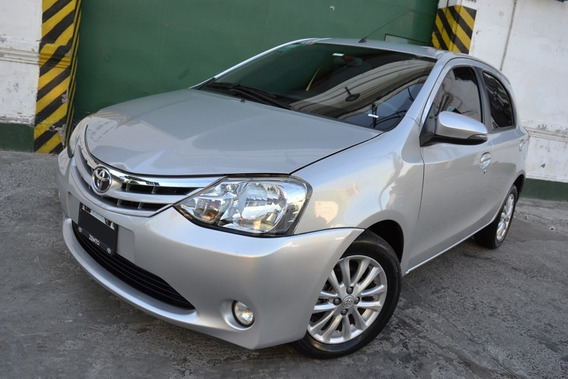 Toyota Etios 1.5 Xls 2015