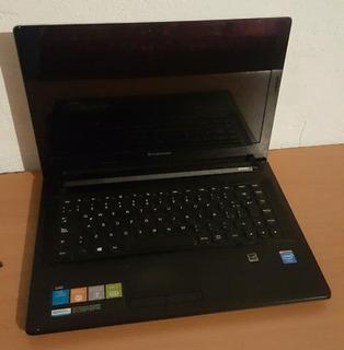 Laptop Lenovo G405 Con Caja Y Accesorios.