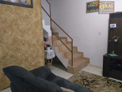 Sobrado Com 2 Dormitórios À Venda Por R$ 210.000 - Vila Nova Urupês - Suzano/sp - So0149