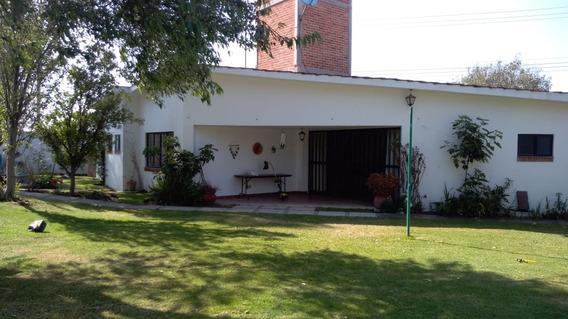 Casa En Renta En Residencial Haciendas De Tequisquiapan.
