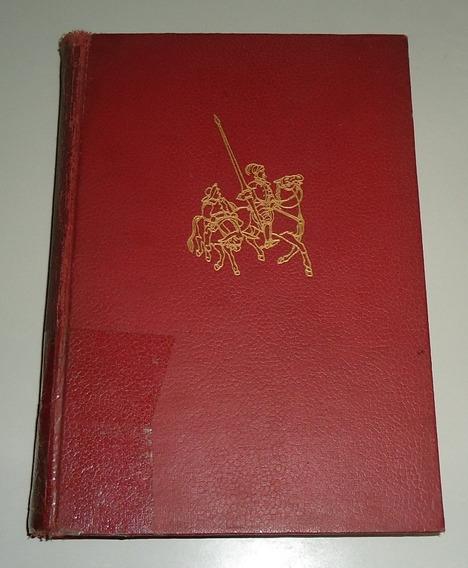 Livro: Dom Quixote De La Mancha - Cervantes - Vol.4