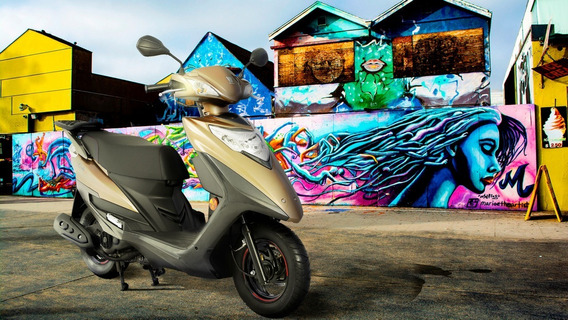 Yamaha Neo 125 2019 - Suzuki Lindy 125 2019 - Jaqueline