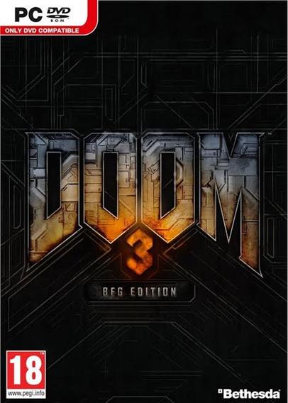Doom 3 Bfg Edition Pc Envio Digital