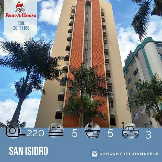 Apartamento En Venta En Maracay, San Isidro 20-11186 Scp