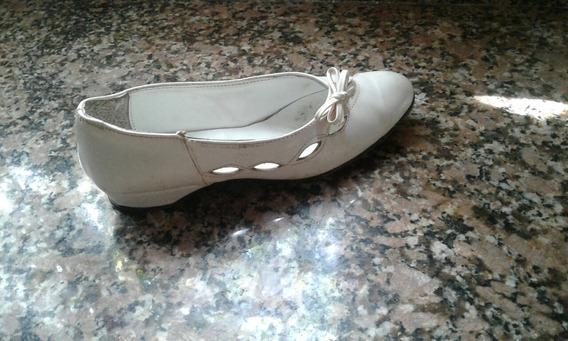 Zapatos Comunion Nena Un Solo Uso