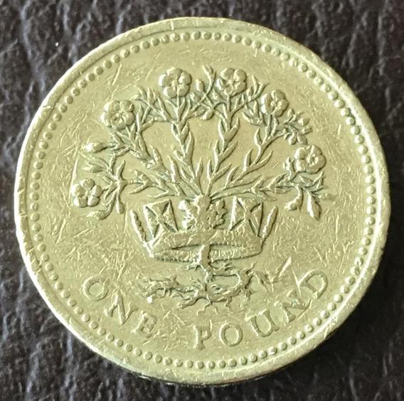 Reino Unido - Moneda De 1 Libra, Año 1984 - Excelente