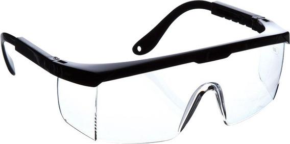 Oculos Proteção Epi Incolor Promoção | 10 Unidades