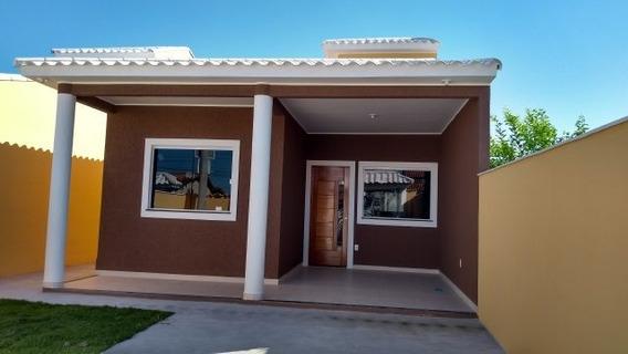 Casa Em Itaipuaçu Com 4 Quartos E Churrasqueira - 513