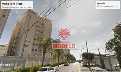Apartamento Com 2 Dormitórios À Venda, 55 M² Por R$ 225.000 - Vila Omar - Americana/sp - Ap2488