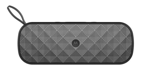 Caixa De Som Bluetooth Motorola Sonic Play 275 Preto
