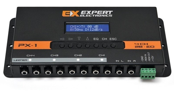 Crossover Expert Eletronics Px1