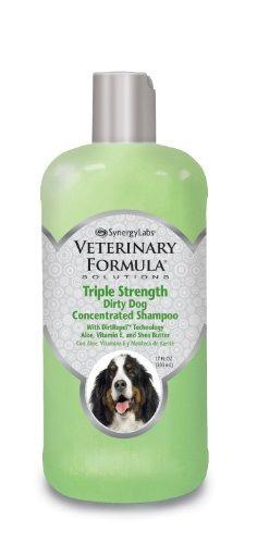 Synergylabs Veterinary Formula Solutions Champu Concentrado