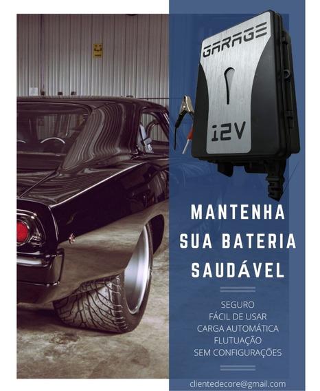 Carregador Mantenedor De Bateria Offroad Antigos Harley Moto