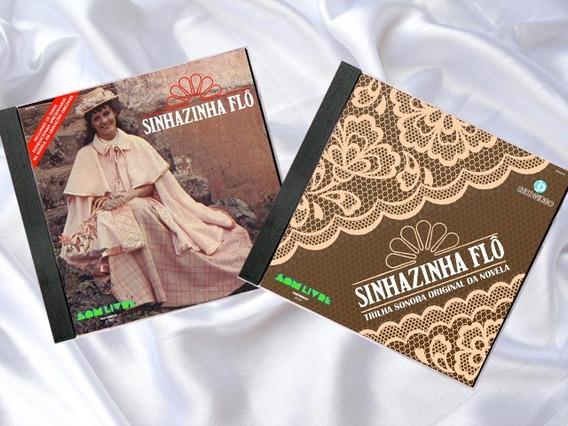 2 Cds Novela Sinhazinha Flô Nacional E Internacional - T & A