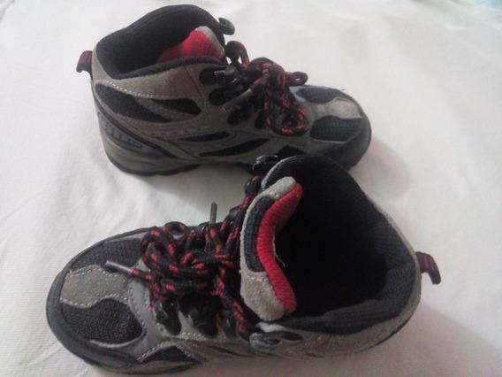 Zapatos Botas Coleman Para Niños Talla 11(usa) Original