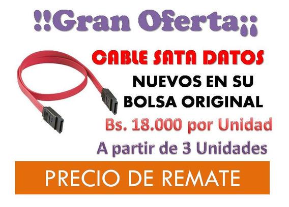 Cable Sata Datos Original En Oferta¡¡¡¡