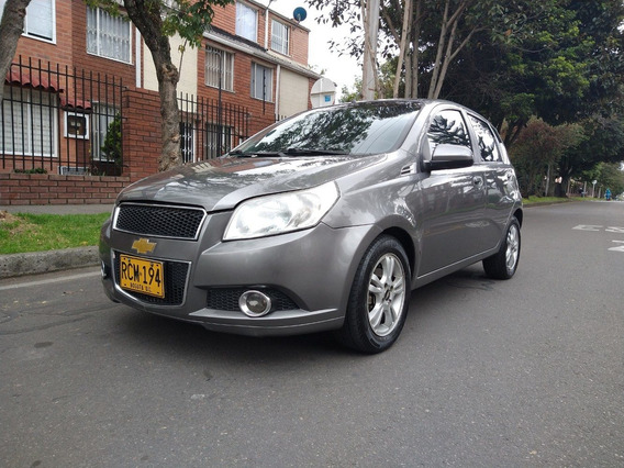 Chevrolet Aveo Emotion Gt 2011