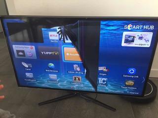 Tv Samsung Smart 3d