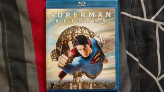 Superman Regresa Blu-ray Usado