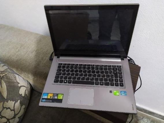 Notebook Lenovo Ideapad Z400 I7 3520m 8 Ram 1tb Hd