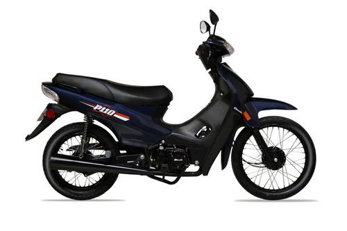 Baccio P110 - 36 Cuotas - Tomamos Tu Moto Usada - Garantia