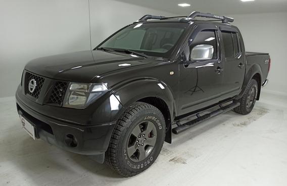 Nissan Frontier 2.5 Le 4x4 Cd Turbo Eletronic Diesel 4p...