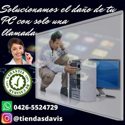 Servicio Técnico De Pc Y Laptop A Domicilio