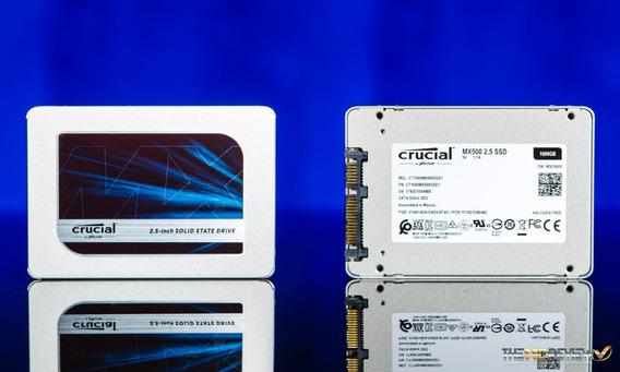 Hd Ssd 1 Tb Crucial Mx500 Sata 2,5 C/ Nf