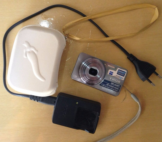 Câmera Sony Cyber-shot Dsc-w570