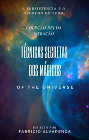 Livro Técnica Secreta Dos Mágicos
