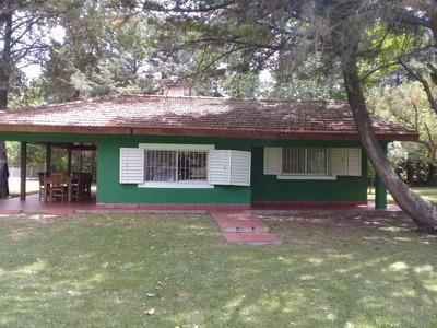 Alquilo Casa Quinta Capilla Del Señor