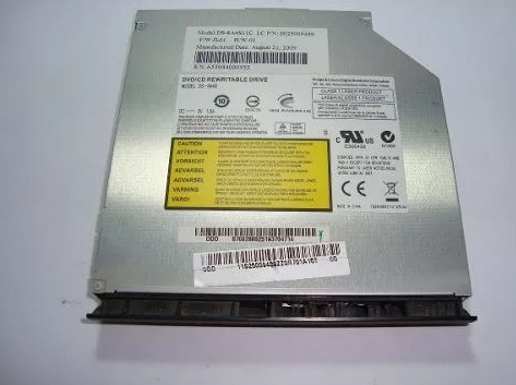 Gravadora Dvd Ds-8a4s Lenovo G450