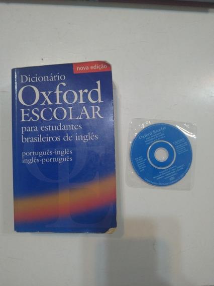 Dicionário Oxford Escolar Inglês