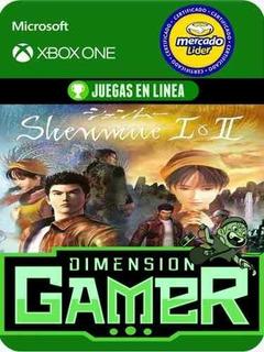 Shenmue 1 & 2 - Xbox One - Modo Local + En Linea