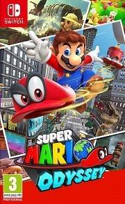 Super Mario Odyseey Para Switch
