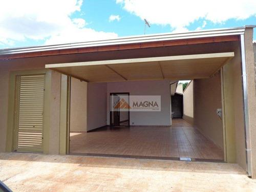 Casa Com 3 Dormitórios À Venda, 290 M² Por R$ 580.000,00 - Jardim Das Rosas - Jurucê/sp - Ca0419