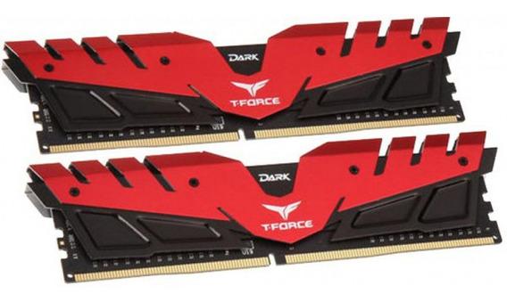 Memoria Ddr4 T Force 16gb 8gbx2 3000mhz Dark Rog Gamer Dual