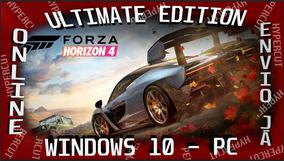 Forza Horizon 4 Ultimate Edition Pc + Xbox Digital