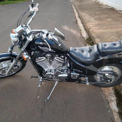 Honda Black Shadow