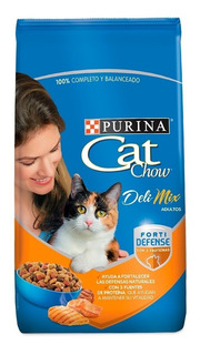 Cat Chow Adultos Delimix X 3 Kg