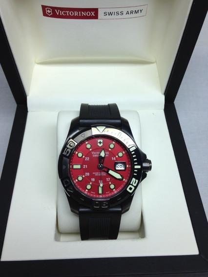 Relógio Victorinox Master 500 Black 241427