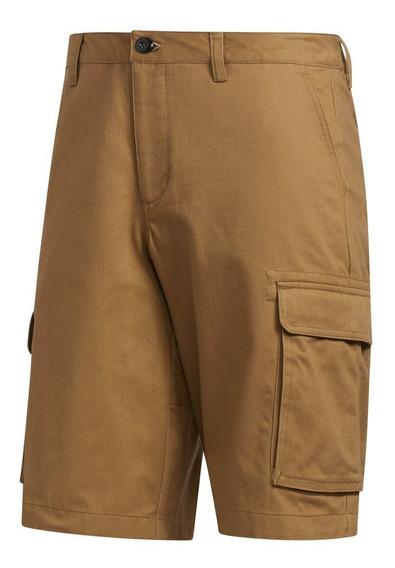 Bermuda adidas Originals Moda Cargo Hombre-13099