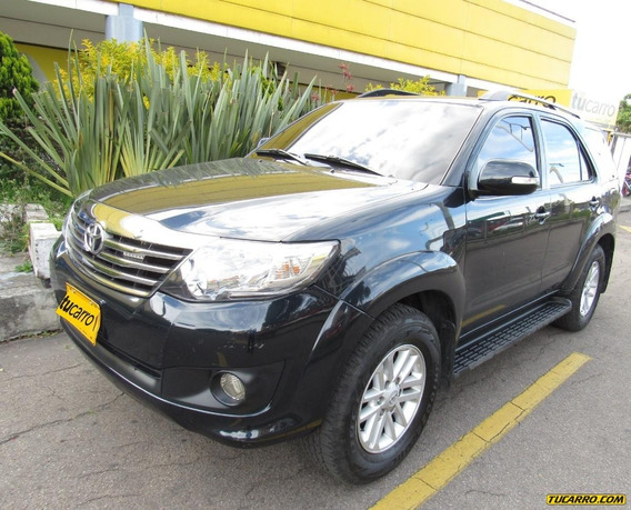Toyota Fortuner Srs Urbana 2.7 Blindaje Iii At 7 Pts 4x2