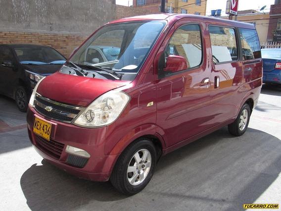 Chevrolet N200 Puestos Mt 1200