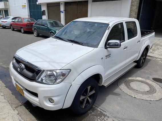 Toyota Hilux Srs 2.7 Gas 4x2 Fe