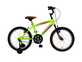 Bicicleta Tomaselli Kids R16 Varon 86-899