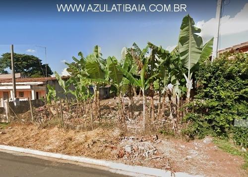 Terreno A Venda Em Atibaia, Jardim Dos Pinheiros  12 X 25 = 300m²  Possível Construção De 2 Casas,  Rua Asfaltada, Ótima Localização. - Te00212 - 69321712