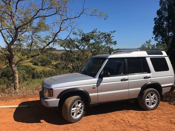 Land Rover Discovery 2 2004 V8 Automatica
